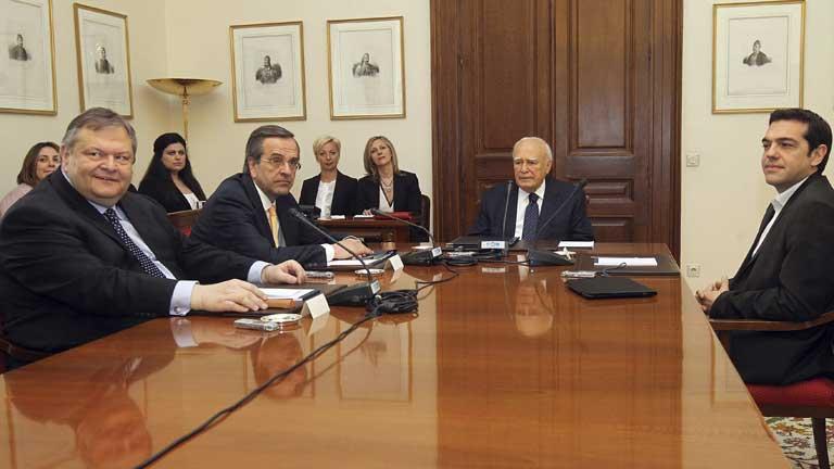 En Grecia siguen las negociaciones