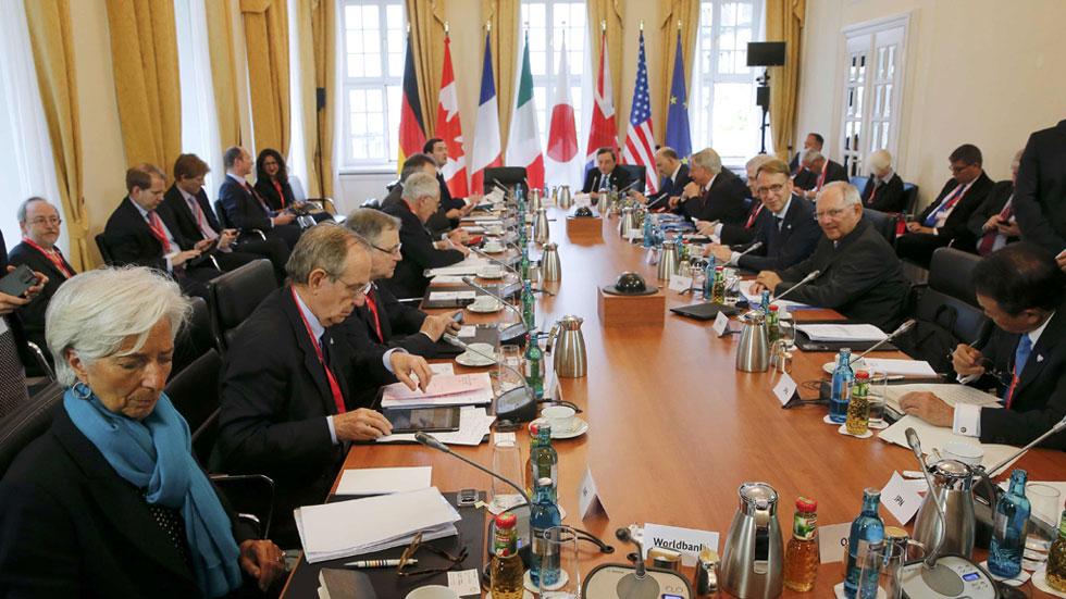 Grecia y su deuda siguen en el centro de la agenda del G-7