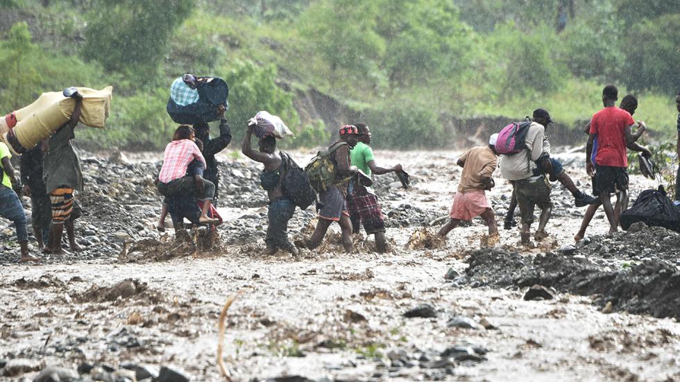 """Gregory Bulit, portavoz de UNICEF en Haití: """"Hay más de cien mil personas afectadas"""""""