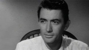 Gregory Peck en 'Días de cine'