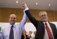 Sucesión presidencia de Andalucía
