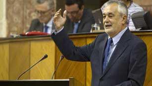 Ver vídeo  'Griñán sale reelegido como presidente de la Junta de Andalucía'