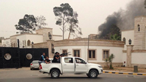 Ir al VideoUn grupo armado toma el Parlamento en Libia