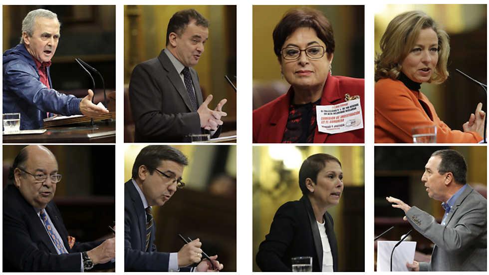 Debate sobre el estado de la Nación 2015 - Grupo Mixto