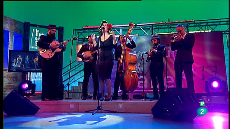 La Aventura del Saber. TVE. Música en directo. Indigo Jazz