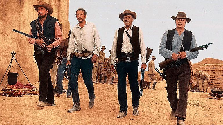 'Grupo Salvaje',  la obra maestra de Peckinpah, en 'Clásicos de la 1'