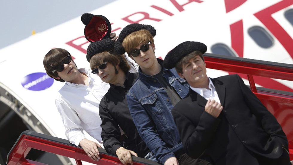 Un grupo tributo a The Beatles realizará la misma gira por España que los originales