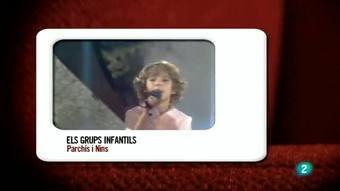 Memòries de la tele -  Grups infantils de la dècada dels 80