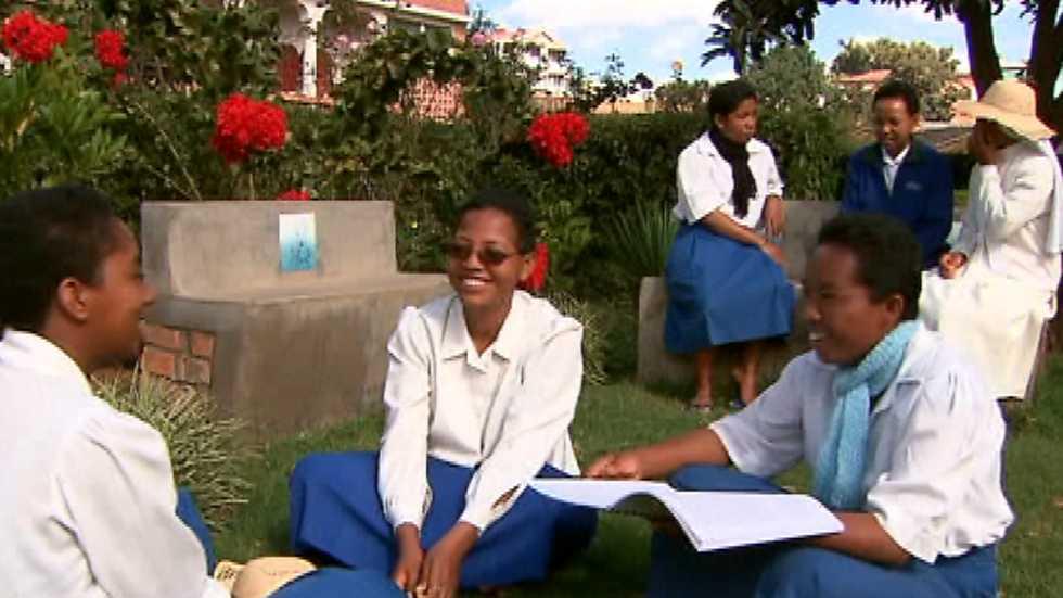 Pueblo de Dios - Las guadalupanas de Madagascar