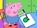 Imagen del  vídeo de Peppa Pig titulado LA GUARDERÍA