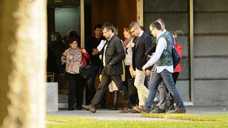 La Guardia Civil detiene a 26 personas vinculadas a una trama de pagos a funcionarios