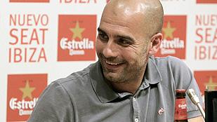 """Guardiola: """"Ellos parten con la ventaja del hambre de ganar un titulo"""""""