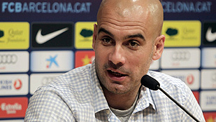 """Guardiola: """"No he querido ser ejemplo de nada"""""""