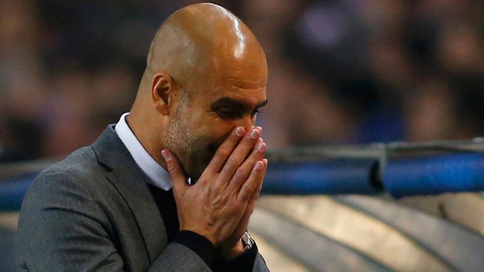 Guardiola remueve las aguas en el Bayern