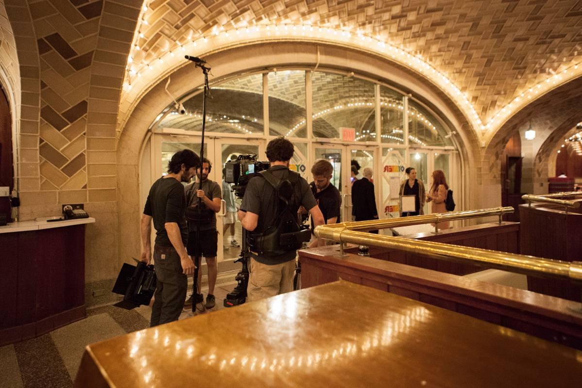 Guastavino reinventó los espacios públicos con la introducción de sus bóvedas alicatadas