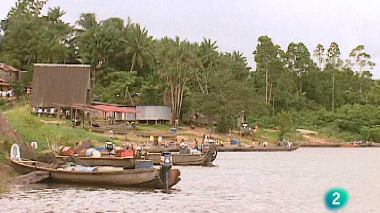 América Total - Guayana francesa