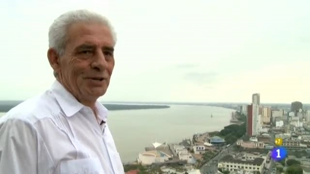 Españoles en el mundo - Guayaquil