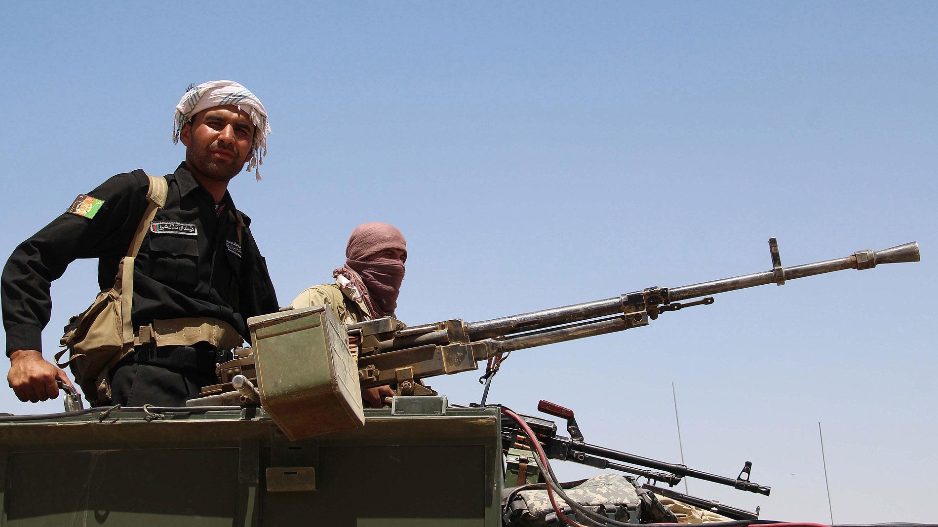 Ir al VideoLa guerra continúa en Afganistán 18 años después de su inicio
