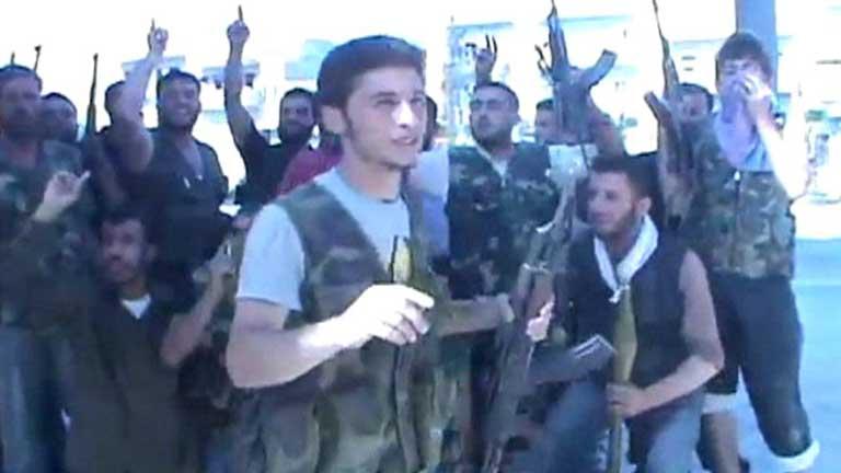 Bashar al Asad amenaza con su arsenal químico en caso de intervención extranjera