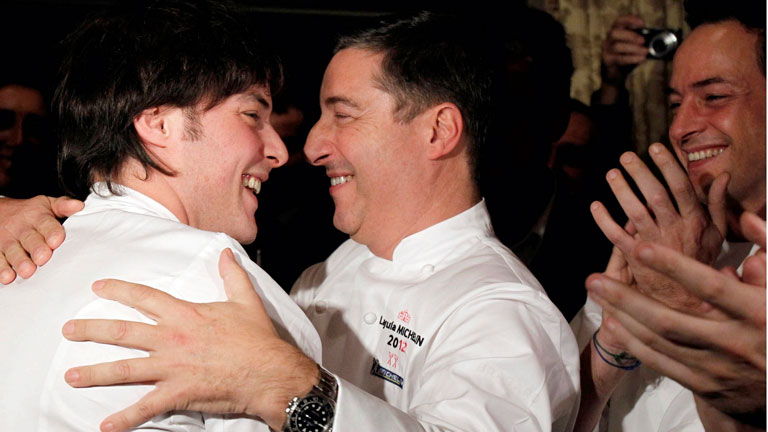España se queda con menos 'tres estrellas' en la Guía Michelin 2012