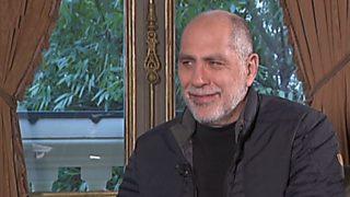 Conversatorios en Casa de América - Guillermo Arriaga