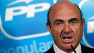 De Guindos niega el rescate de España y solo pone a Cataluña la condición del déficit