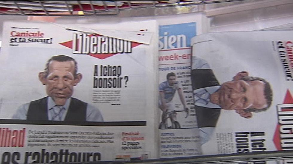 Los guiñoles, portada de la prensa francesa ante su posible 'extinción'