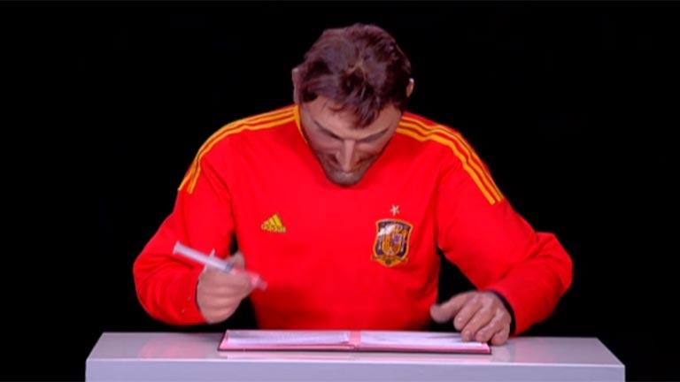 Los guiñoles reinciden y los deportistas españoles se indignan