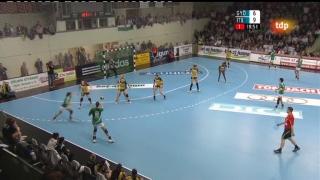 Balonmano - Liga de Campeones Femenina: Gyori Audi Eto KC - Grupo ASFI Itxako Reyno de Navarra