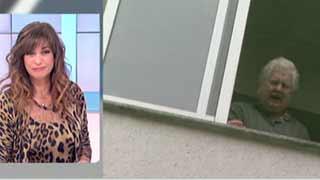 "La mañana - Jesusa , madre de Teresa Romero: ""A Teresa le voy a preparar caldo gallego"""