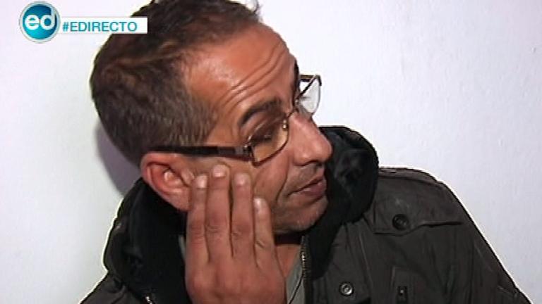España Directo- Hablamos en exclusiva con el abuelo del bebé que apareció en una maleta