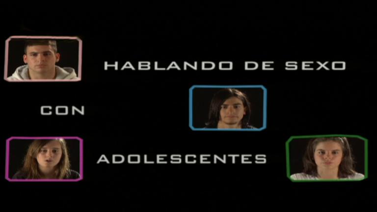 Documentos TV - Hablando de sexo con adolescentes
