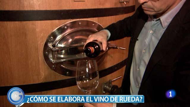 Más Gente -  Más Cocina - Visitamos una bodega muy peculiar en Valladolid