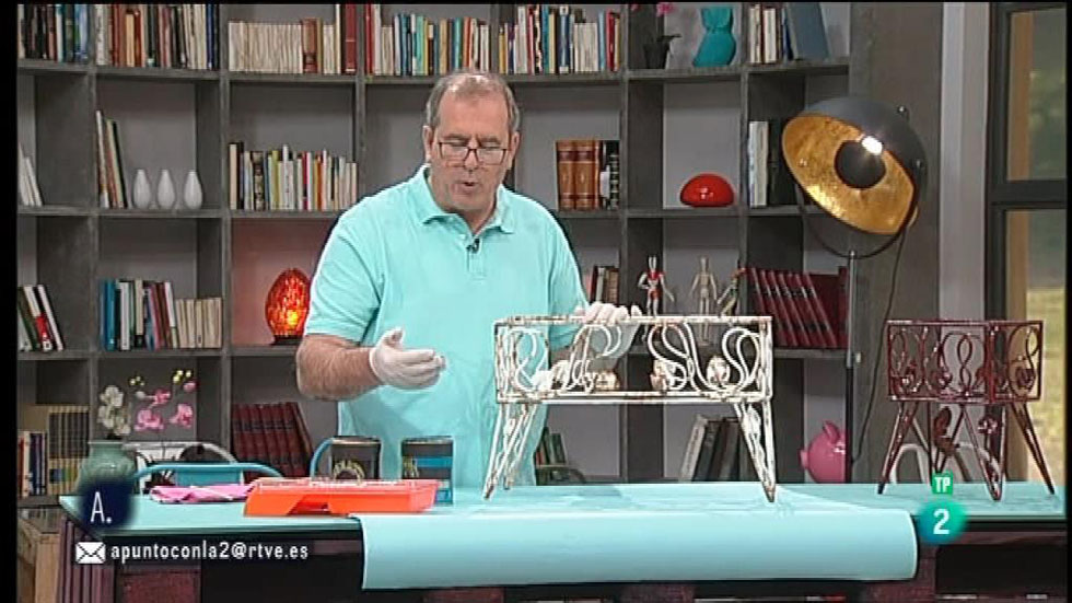 A punto con La 2 - Hazlo tú mismo - Hacer una mosquitera y resolver líos con los cables