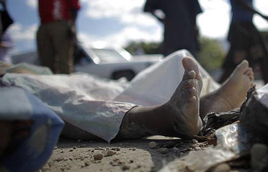 El terremoto de hoy en Haití ha sido el seísmo más grave desde hace más de 200 años en el país