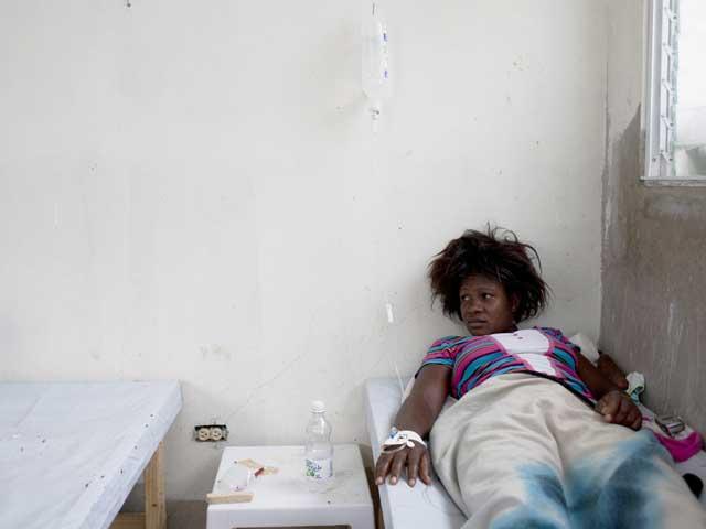 Informe Semanal - Haití, días de cólera
