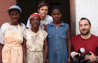 Españoles en el mundo - Haití