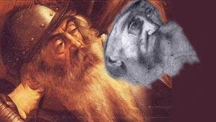 Hallan un centenar de dibujos inéditos atribuidos a Caravaggio