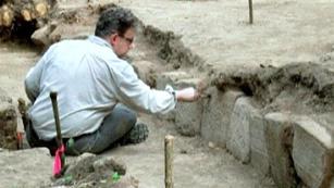 Hallan en México un complejo funerario de más de 1.100 años de antigüedad