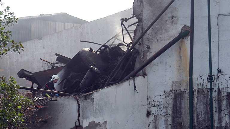 Hallados los restos del desaparecido en la explosión de Moraleja