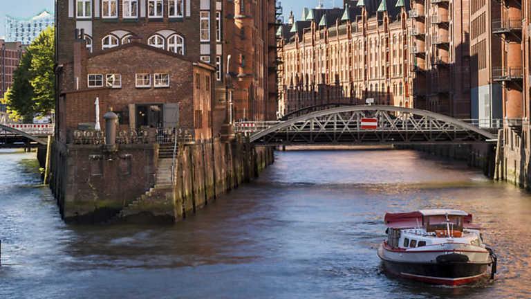 Con mis ojos - Hamburgo