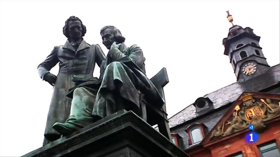 Españoles en el mundo - Fráncfort - Hanau, ciudad natal de los Hermanos Grimm