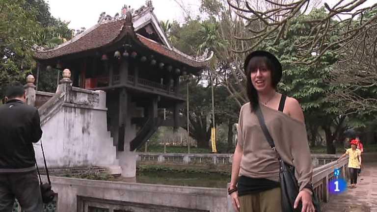 Españoles en el mundo - Hanoi