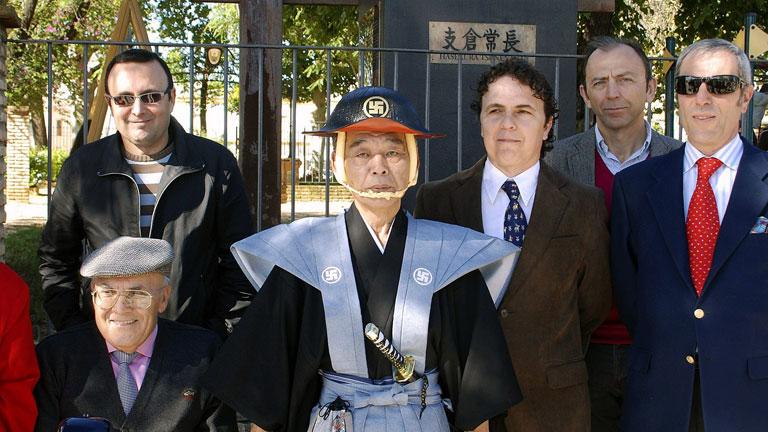 Hasekura Tsunenaga, el samurái que se fue a Coria del Río