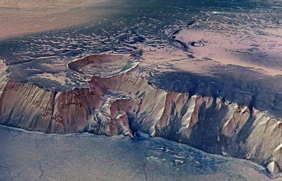 Phoenix encuentra agua en Marte