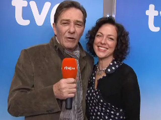 14 de abril. La República - Héctor Colomé y Cristina de Inza
