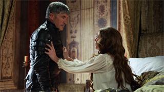Águila Roja - Hernán se da cuenta de que Lucrecia no puede hablar bien