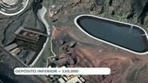 Ir al VideoEl Hierro pone en marcha una central hidroeólica pionera para la autosuficiencia energética