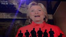 Hillary Clinton ya es oficialmente la candidata demócrata