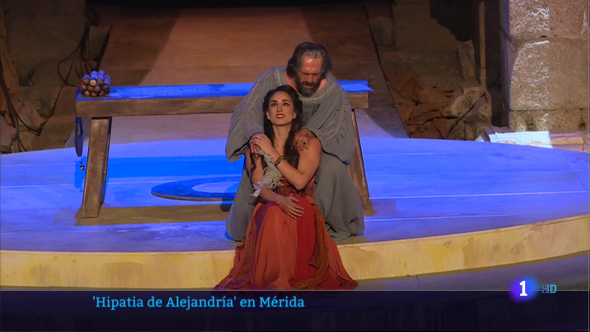Ir al Video'Hipatia de Alejandría' en Mérida